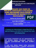 Adriana O Santos Carin M Schmitt e Leandro Bordin