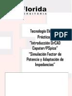 P1_Intro ORCAD_Factor de Potencia
