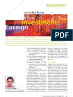 FDI-RealEstate