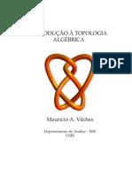 Introdução à Topologia Algébrica