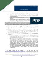 Práctica 4 - Tipos de cambio