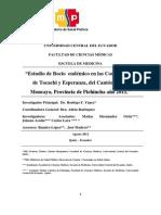 Investigación DDI en Tocachi y la Esperanza