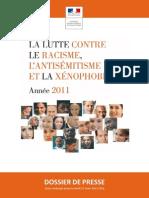 Les principaux éléments du rapport de la CNCDH 2011