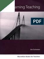 Learning Teaching by Scrivener