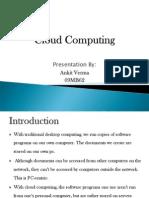 Cloud Computing - RDBMS