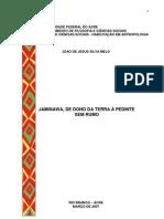 JAMINAWA, DE DONO DA TERRA À PEDINTE_Monografia