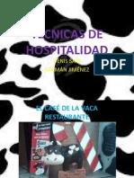 Cafe Dela Vaca Sani Jimenez
