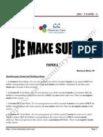 Jms-3 Paper -2 Sol