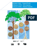 CITES Wood Guide