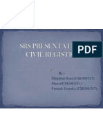 Srs Presentation.ppt (1)