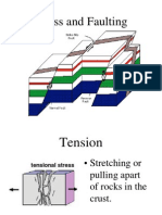 Stress & Faulting