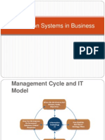 1 Information Systems in Business