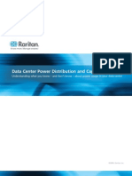 1 12666 Data Center Power Distribution and Capacity Planning