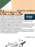 Libro de Musica Andina