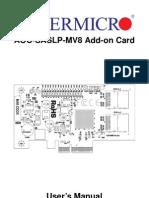 AOC-SASLP-MV8