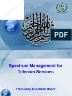 Spectrum Management Presentation