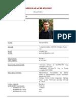 CV Stoica Andrei