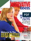 Conservative Teen Magazine