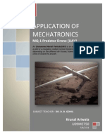 Application of Mechatronics (u09me750)