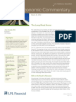 Weekly Economic Commentary 3-26-12