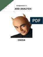 Brand Onida
