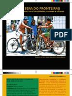 Catálogo de registro da primeira mostra fotográfica a céu aberto sobre o bairro do Beirú - Salvador/BA.