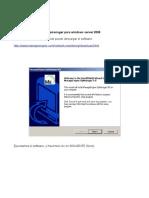 Manual de Instal a Ion Del Opmanager