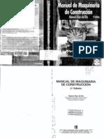 Manual de maquinarias de Construcción