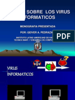 Estudio Sobre Los Virus cos