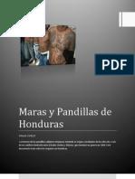 Maras y Pandillas de Honduras