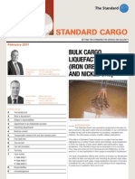 Standard Cargo Liquefaction Feb 2011