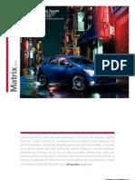 2012 Toyota Matrix For Sale CA | Toyota Dealer Near Los Angeles County