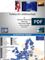 European Union 4 Turkey