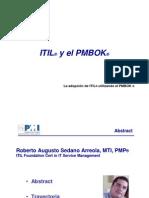 Itil y Pmbok