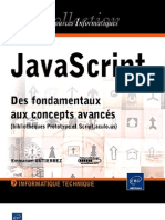 JavaScript - Des fondamentaux aux concepts avancés-By jawhara-Soft