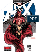 Avengers vs. X-Men Exclusive Preview