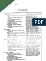 Planificacion Modelo T - 2009 - Primero