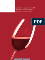 Guía para la Evaluación Sensorial de la Calidad de los Vinos Tintos de Rioja Alavesa