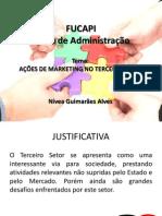 Projeto de Pequisa_ Ações de Marketing para o Terceiro Setor