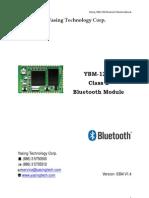 YBM 1200 Manual