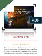 Las Maravillas de La Creacion Revelan La Gloria de Dios -EXTRAS