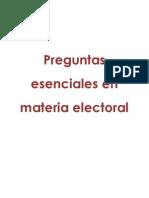 Preguntas Esenciales Electoral Dic09 3act