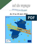 Carnet de Voyage 2010