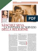 «Sanchèz Silva, la fantasia al servizio della religione»