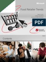 EU Food Retailer Trends