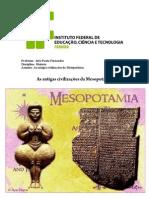 Apostila - Mesopotâmia
