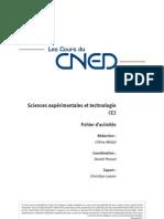 Sciences expérimentales et technologie CE 2 integral