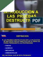 10 pruebas destructivas