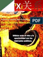 Guanxi Mexico, y su relación con Asia