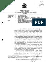 Liminar da Justiça Federal no Estado do Mato Grosso suspendendo o licenciamento da UH de Teles Pires